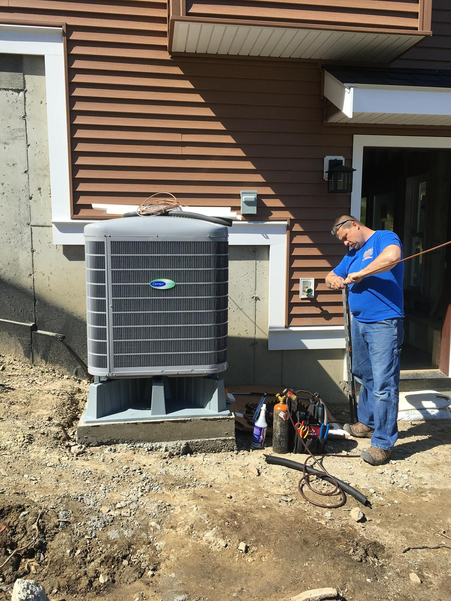 Carrier Infinity 21 Central Air Conditioner Vasi