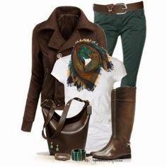 Beautiful Fall Outfit