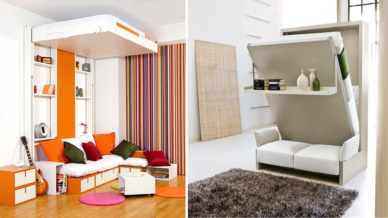 50 Space Saving Bedroom Furniture for Small Rooms