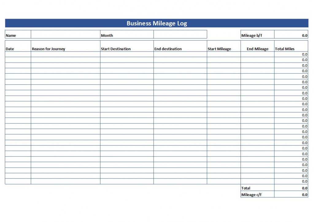 Sample Simple Mileage Log Free Mileage Log Template Download Vehicle Fuel Log Template Sampl In 2021 Invoice Template Mileage Templates