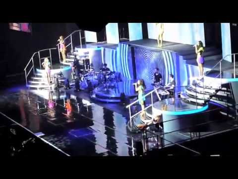 The Saturdays - All Fired Up Tour - Show Completo - YouTube