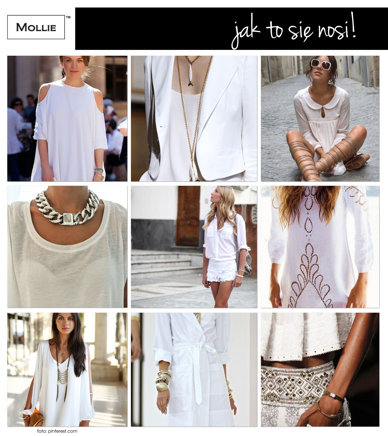 #Mollie #inspirations #white