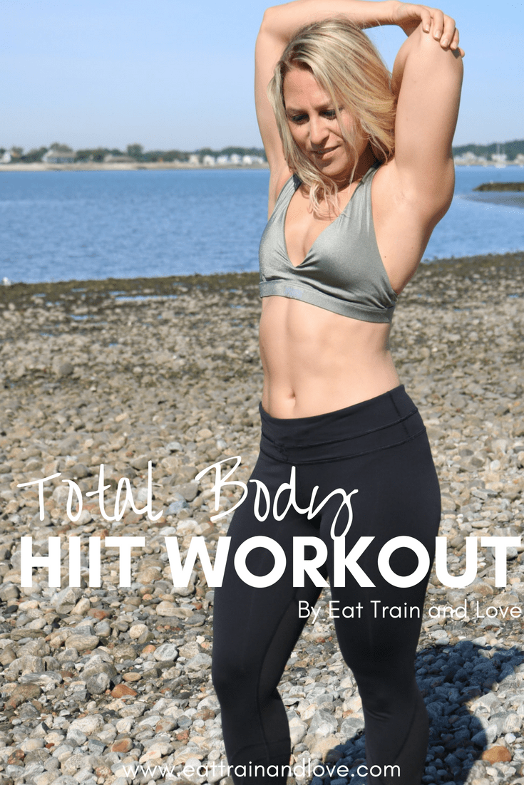 Total body hiit workout health u fitness pinterest workout