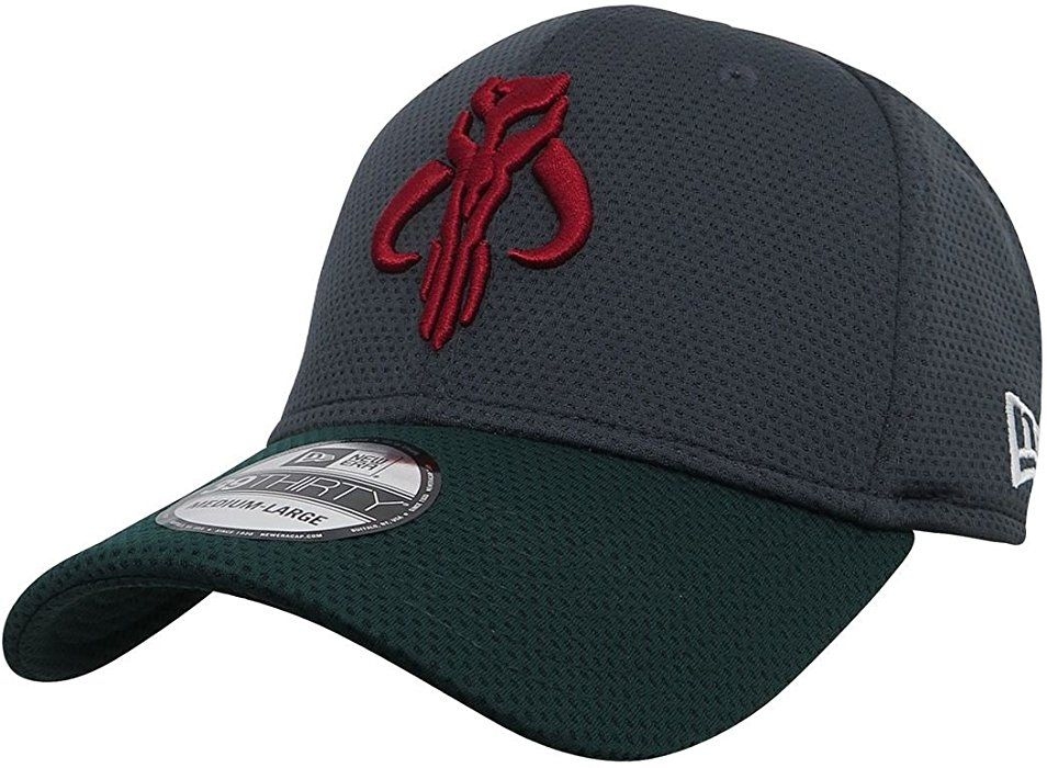 Star Wars Boba Fett Mandalorian 39Thirty Fitted Hat- Small Medium at Amazon  Men s Clothing store  81a5dd37b9e