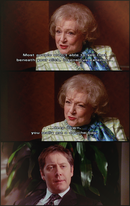 Gotta Love Betty White Boston Legal Pinterest Boston Beauteous Denny Crane Quotes