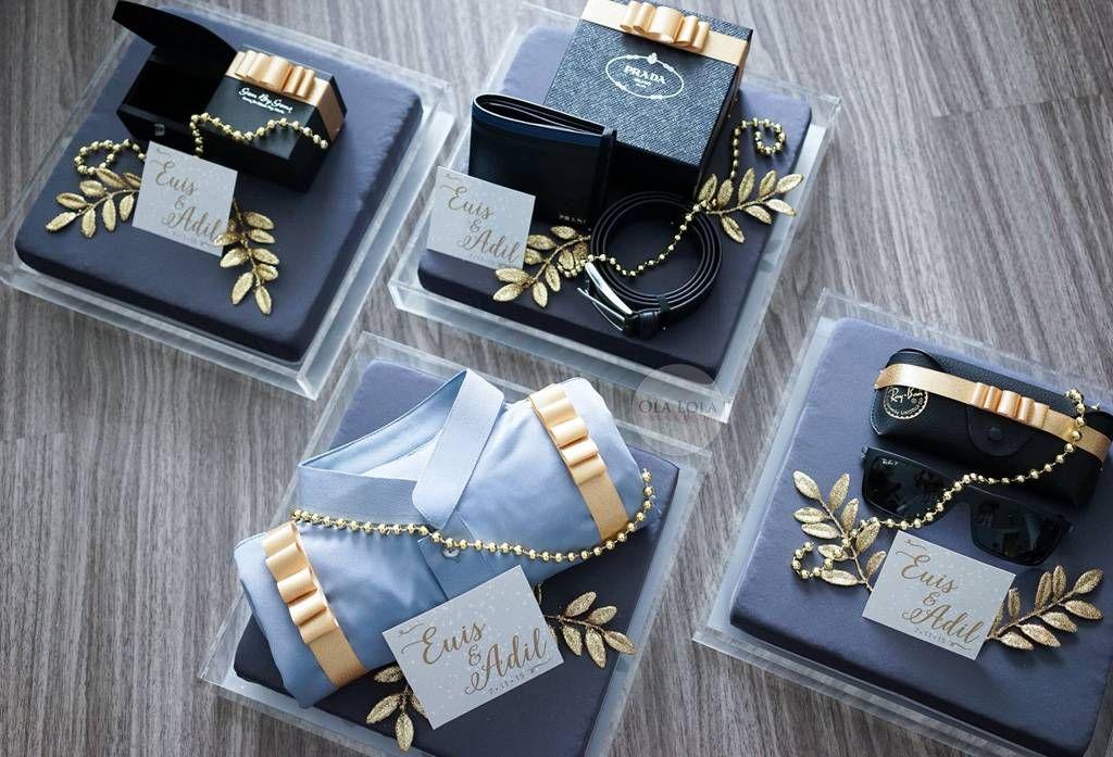Jumlah Seserahan Ganjil Atau Genap Weddingku Com Wedding Gifts Packaging Wedding Gift Boxes Wedding Gift Pack