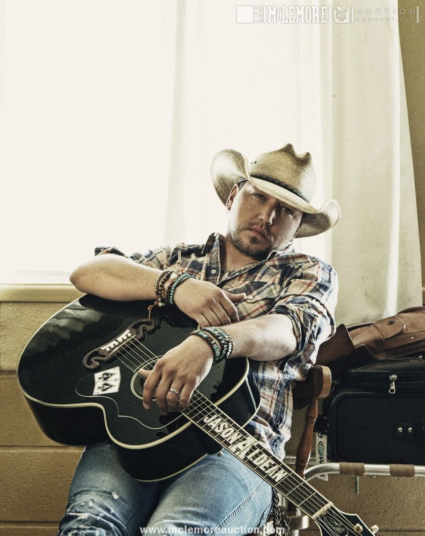 Jason Aldean Two Tickets And Meet Greet Passes Mclemore