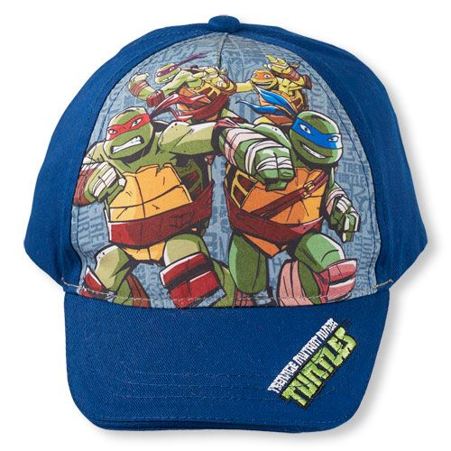 cap baby boys toddler teenage mutant ninja turtles baseball turtle hat