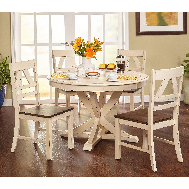 Round,5 Piece Sets Dining Room