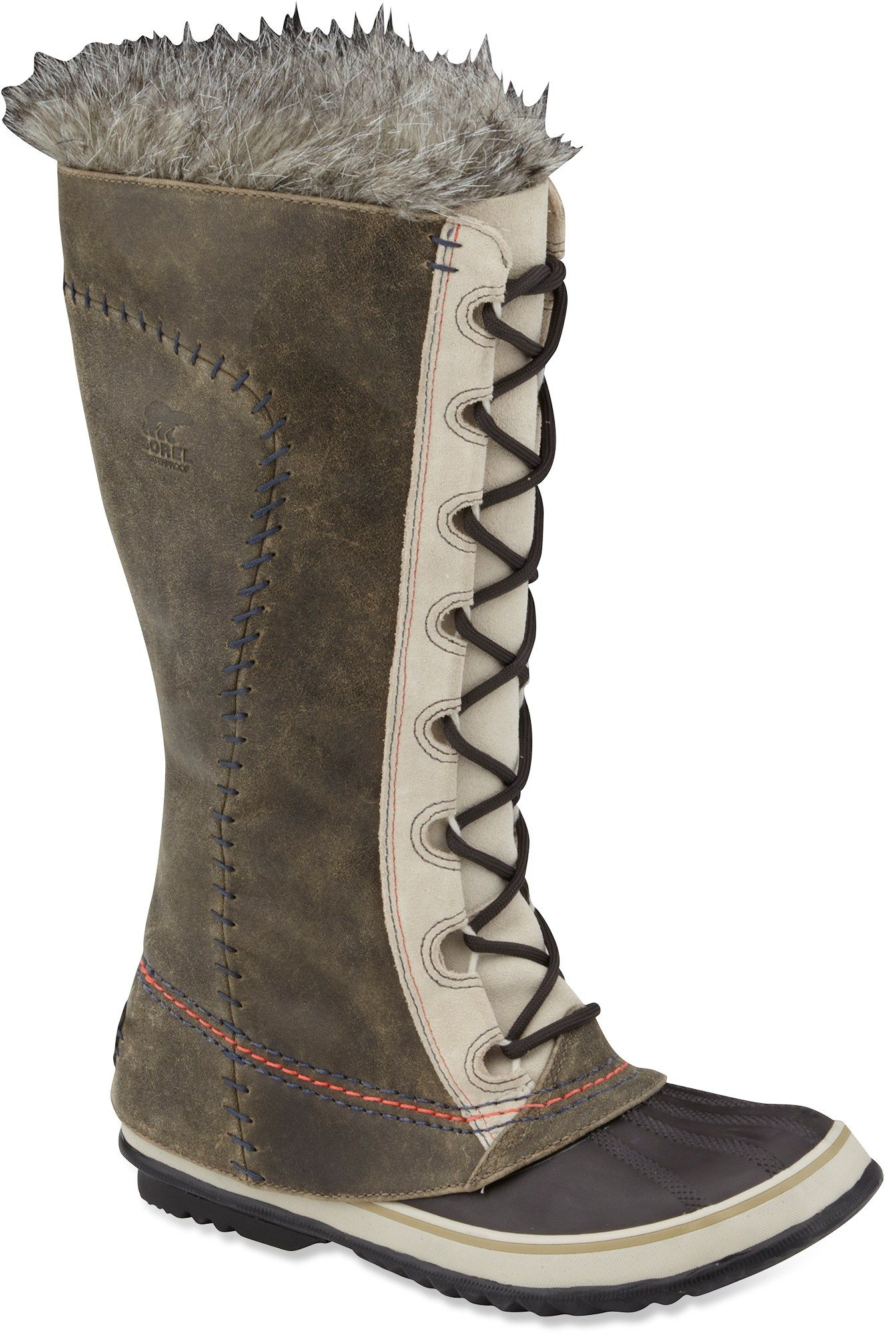 Sorel Cate The Great Deco Winter Boots Women S Rei Co Op Boots Sorel Boots Womens Winter Boots Women