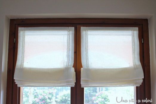Tutorial come cucire le tende a pacchetto | curtains | Pinterest ...