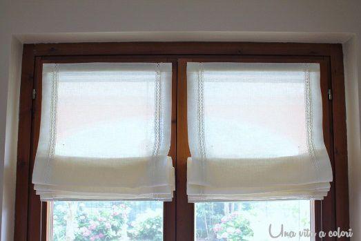 Tutorial Come Cucire Le Tende A Pacchetto Curtains Tenda