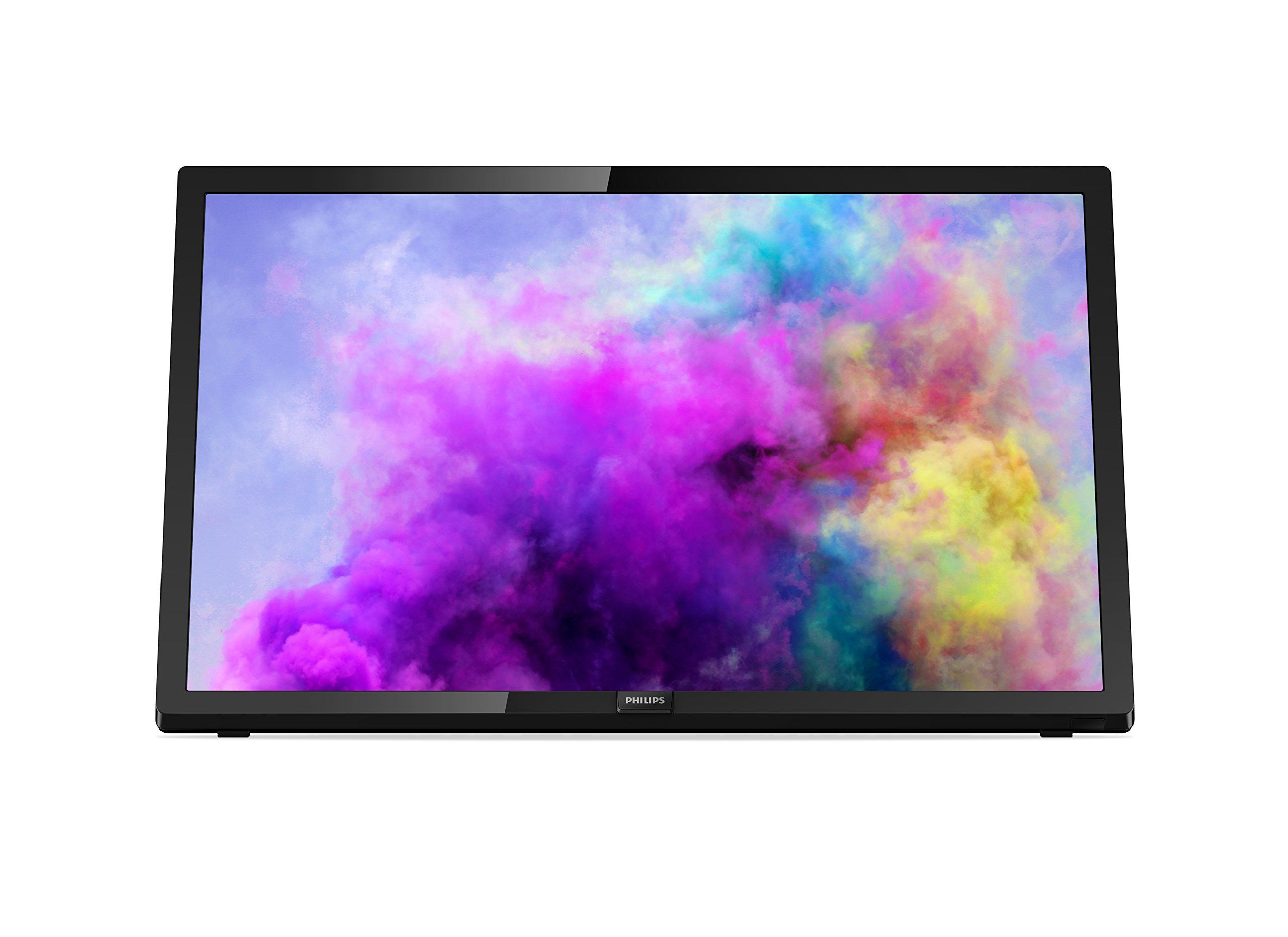 Philips 24pft5303 05 24 Inch Full Hd Led Tv With Freeview Hd Black 2018 Model With Images Led Tv Philips Panasonic Tvs