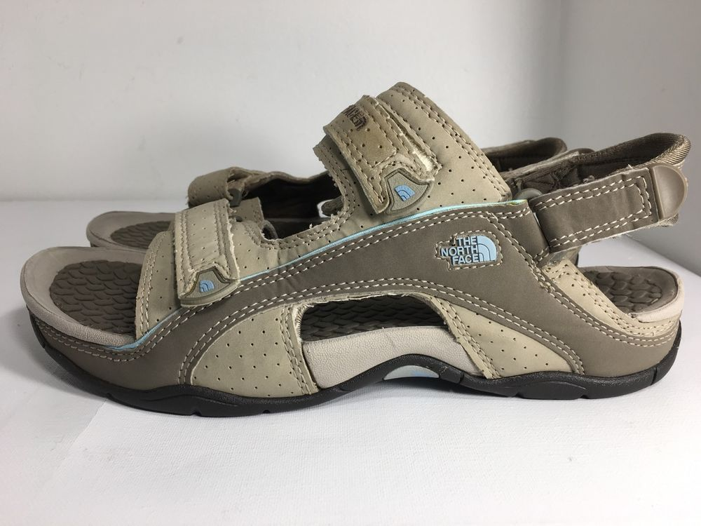 93aadfd19a15 THE NORTH FACE HYDRO TRACK TRAIL HIKING WATER SPORT SANDALS WOMEN S SIZE 9  US