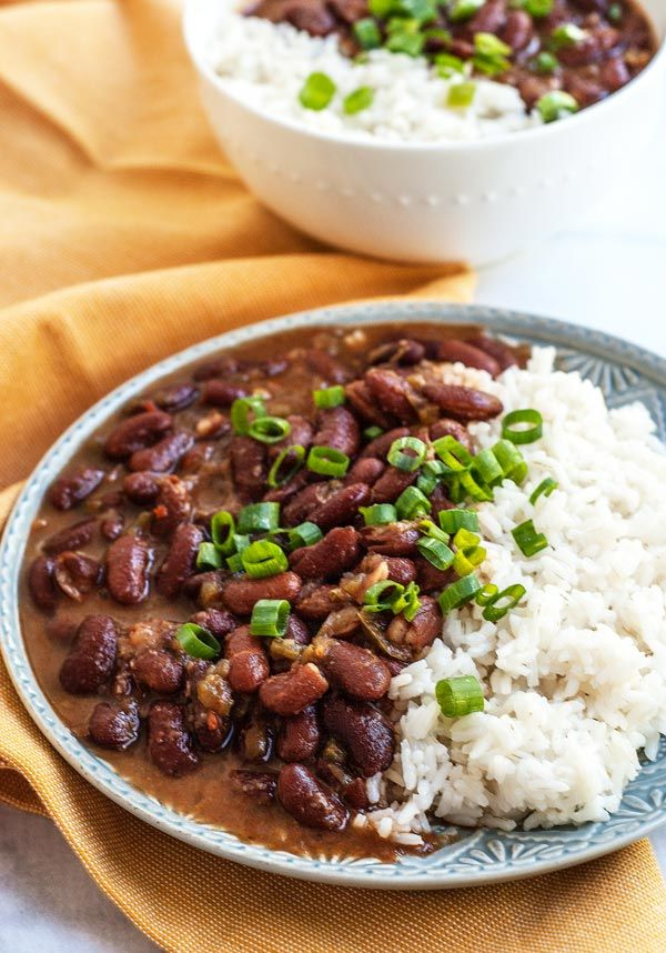 Vegetarian red beans and rice the pretend baker real whole foods vegetarian red beans and rice the pretend baker real whole foods sweet treats forumfinder Gallery