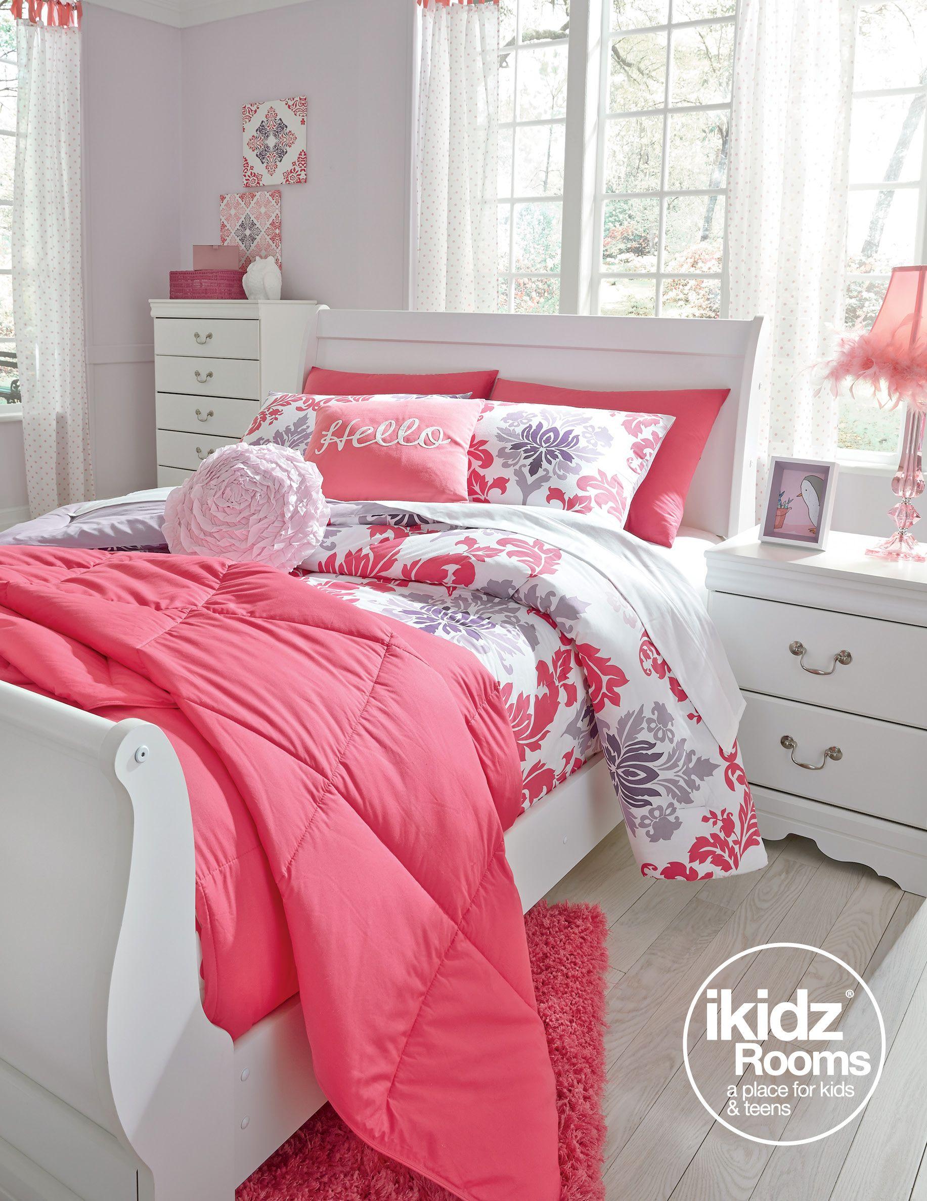 Best Anarasia White Sleigh Bed This Full Sleigh Headboard's 400 x 300