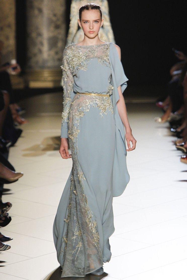 Agata Rudko @ Elie Saab Haute Couture F/W 2012-13, Paris   Couture ...
