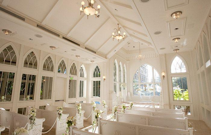 Ocean Crystal Chapel At The Hilton Hawaiian Villiage Hawaii