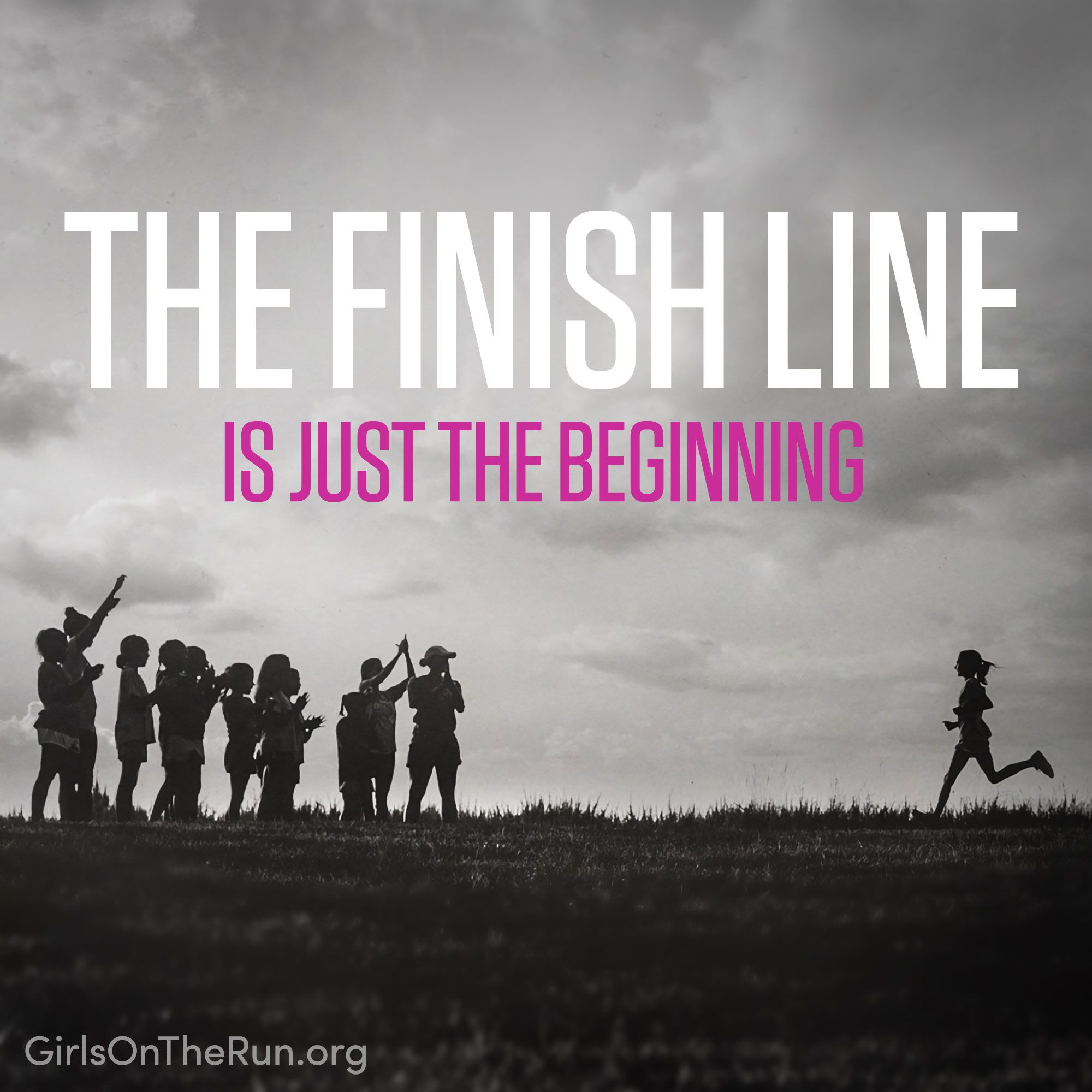 Finish Work Quotes: The Finish Line Is Just The Beginning. #PowerUpGOTR