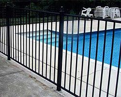 Fence Deck Connection Provides High Design Of Fencing Decking Pool Code Fencing Screened Porches And Room Enclosu Deck Installation Deck Screened In Porch