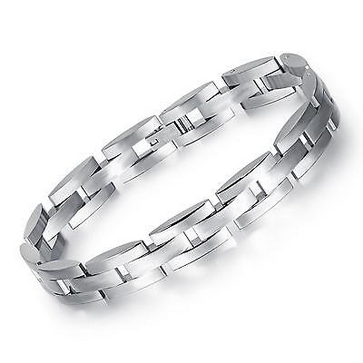 awesome New Fashion Men Jewelry Chain Bracelet Stainless Steel Bangle for Boyfriend Gift - For Sale View more at http://shipperscentral.com/wp/product/new-fashion-men-jewelry-chain-bracelet-stainless-steel-bangle-for-boyfriend-gift-for-sale/