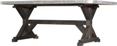 Palettes Elements Zinc Top Table