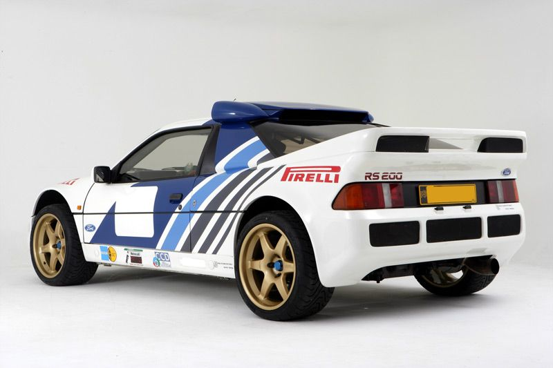 Ford Rs 200 Ford Motorsport Ford Rs Ford Racing