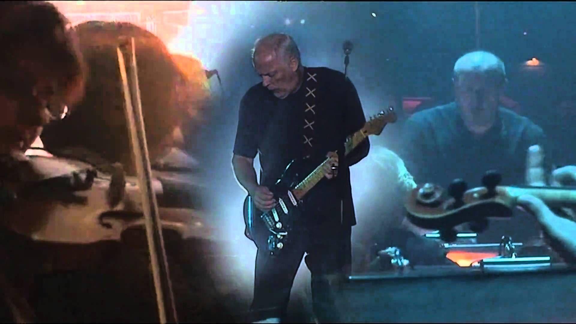 David Gilmour Comfortably Numb Guitar Solo In Hd David Gilmour Comfortably Numb Pink Floyd