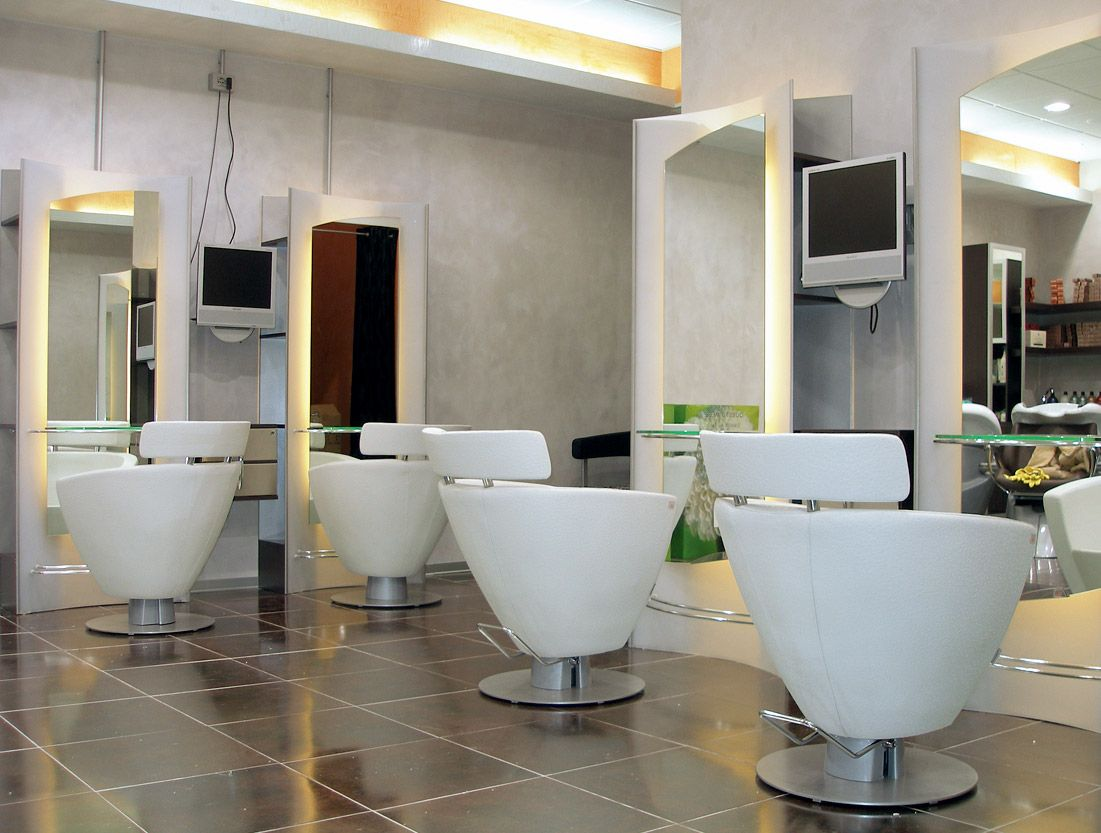Mobilier Salon Ambiance Nirvana Elegance Bac Shampoing Fauteuil Coiffeur Coiffeuse Salon De Coiffure Salon Furniture Make Money From Home Building A House