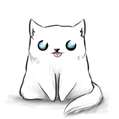 Kawaii Wolf Yahoo Image Search Results Cute Wolf Drawings
