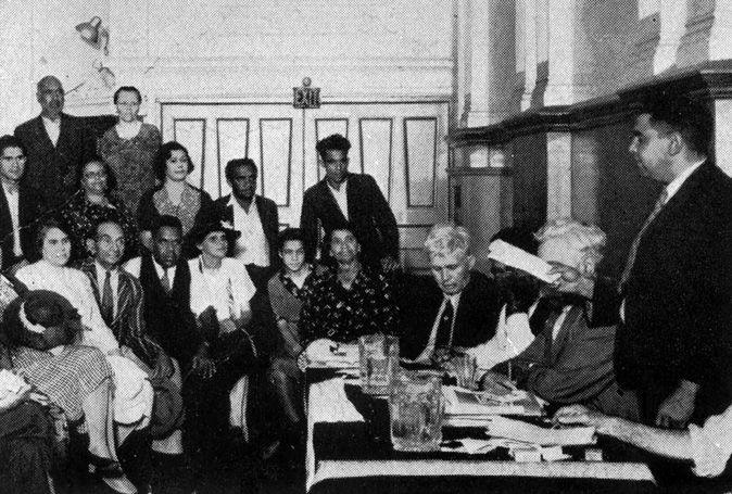 Aboriginal civil rights