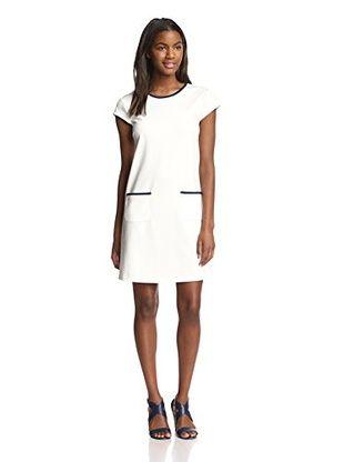 JB by Julie Brown Women's Palmer Sheath Dress (Ivory)