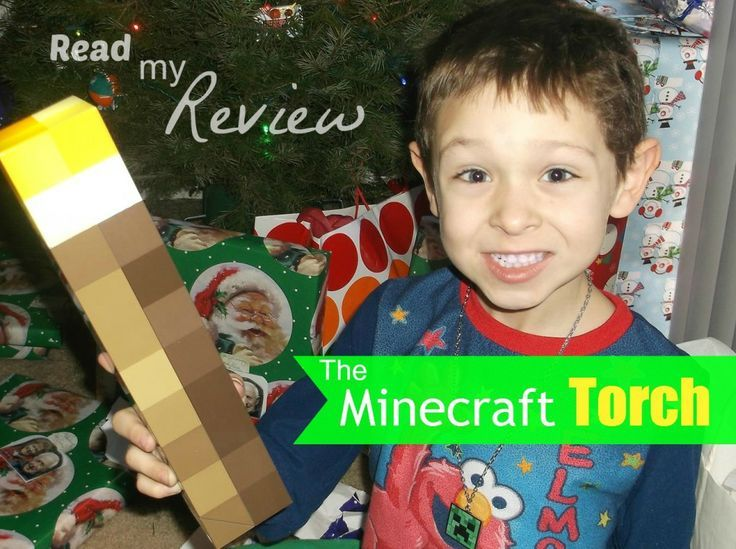 The ThinkGeek Minecraft Wall Torch Read This Review
