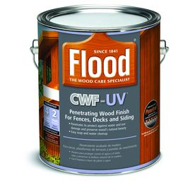 Flood Cwf Uv Clear Exterior Stain Actual Net Contents 128 Fl Oz Fld542 01 Wood Finish Exterior Stain Exterior Wood