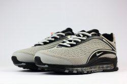 a4e7d3a9ed Nike Air Max 97/98 KPU grey black white mens Athletic Sneakers shoes ...