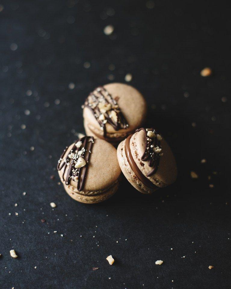 Ferrero rocher macarons recipe macarons melting