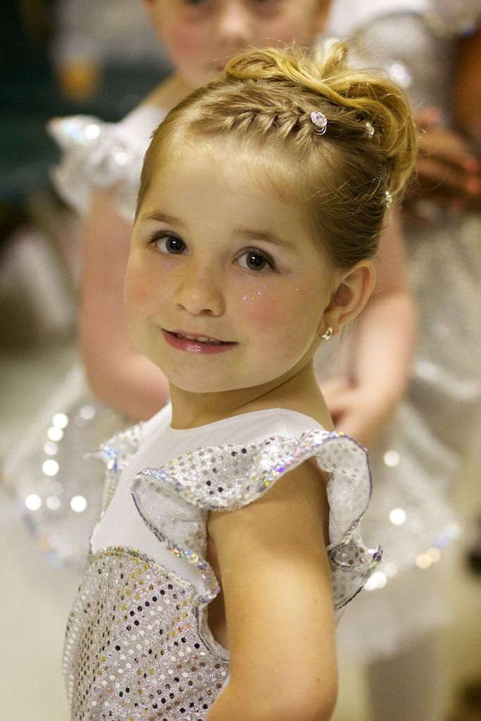 Pin On Hairstyles For Dance Recital