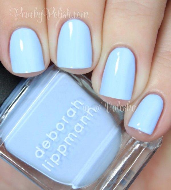 Deborah Lippman Blue Orchid Nail Polish Deborah Lippmann