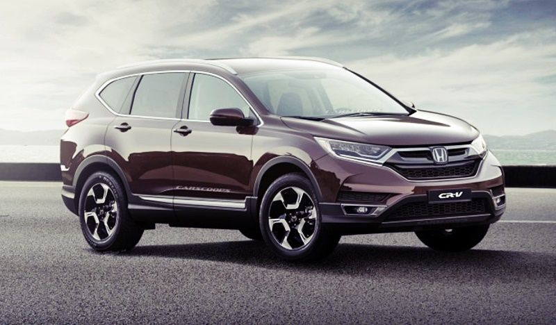 Honda Crv 2018 Redesign Suv Price Models Honda S Cr V Is A Three