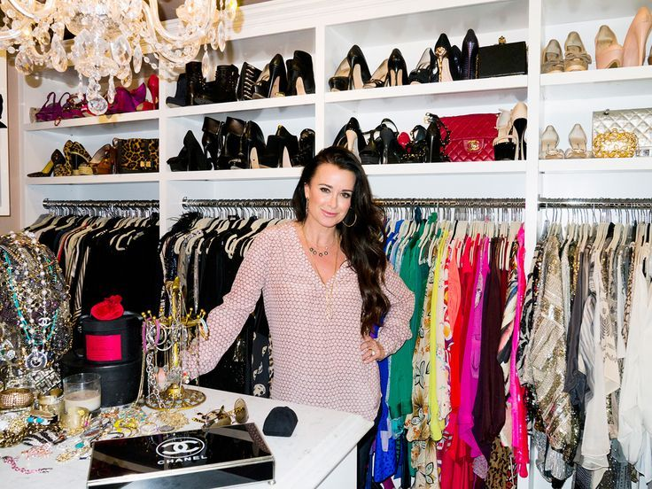 Ordinaire Kyle Richards Closet.