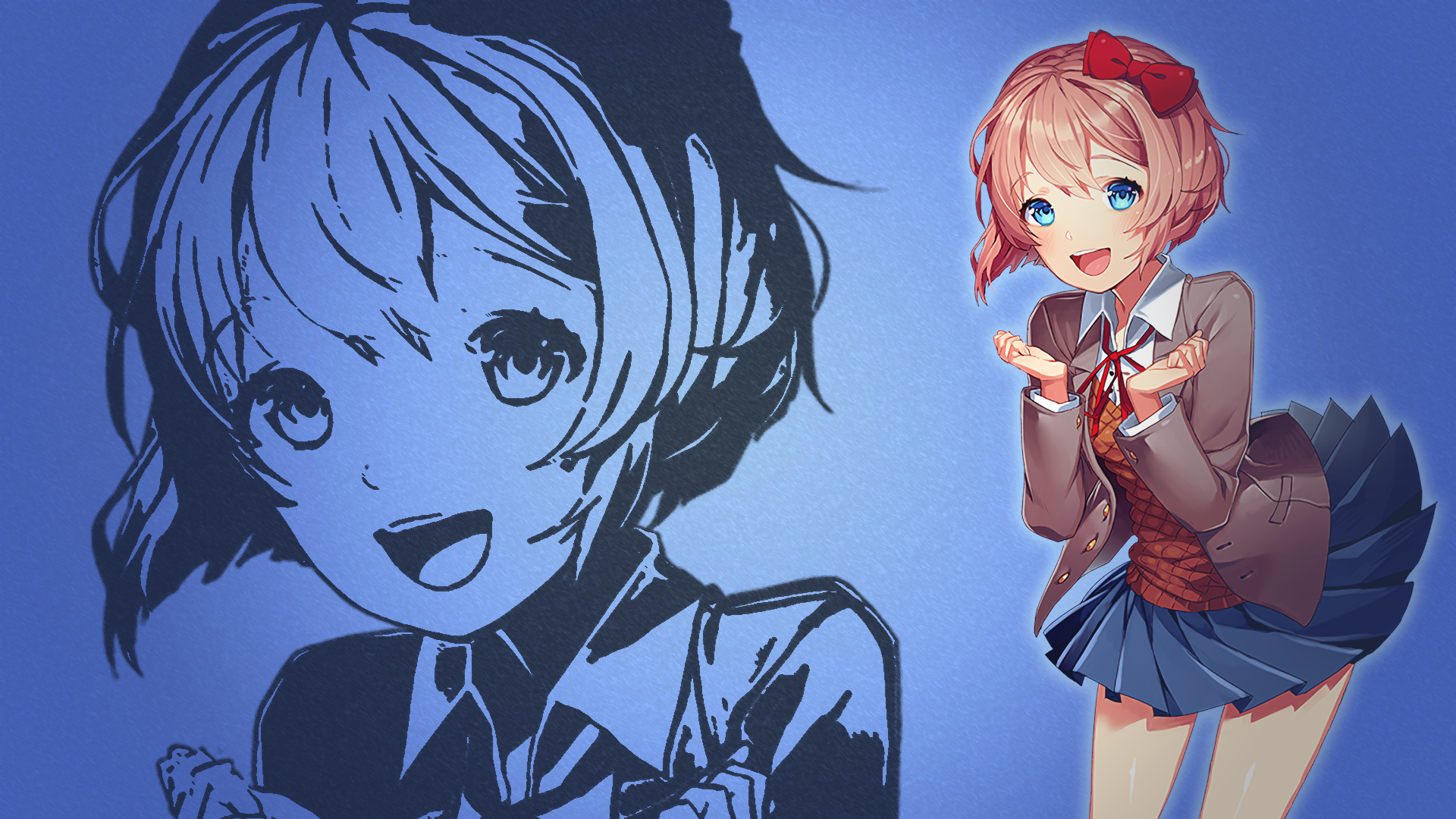 Doki Doki Literature Club Wallpaper Doki Doki Literature Club