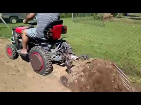 M8 Mini 070 D Vyoravanie Zemiakov 2016 Mt8 Mini 070 D Home Made Potat Potato Digger Monster Trucks Tractor Implements