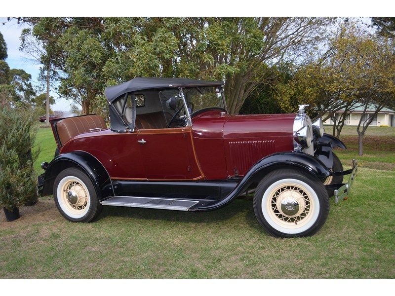1929 FORD MODEL A for sale | Trade Unique Cars Australia | Good ...