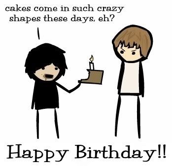 Funny birthday quotes | Birthday wishes, Graphics and Cakes