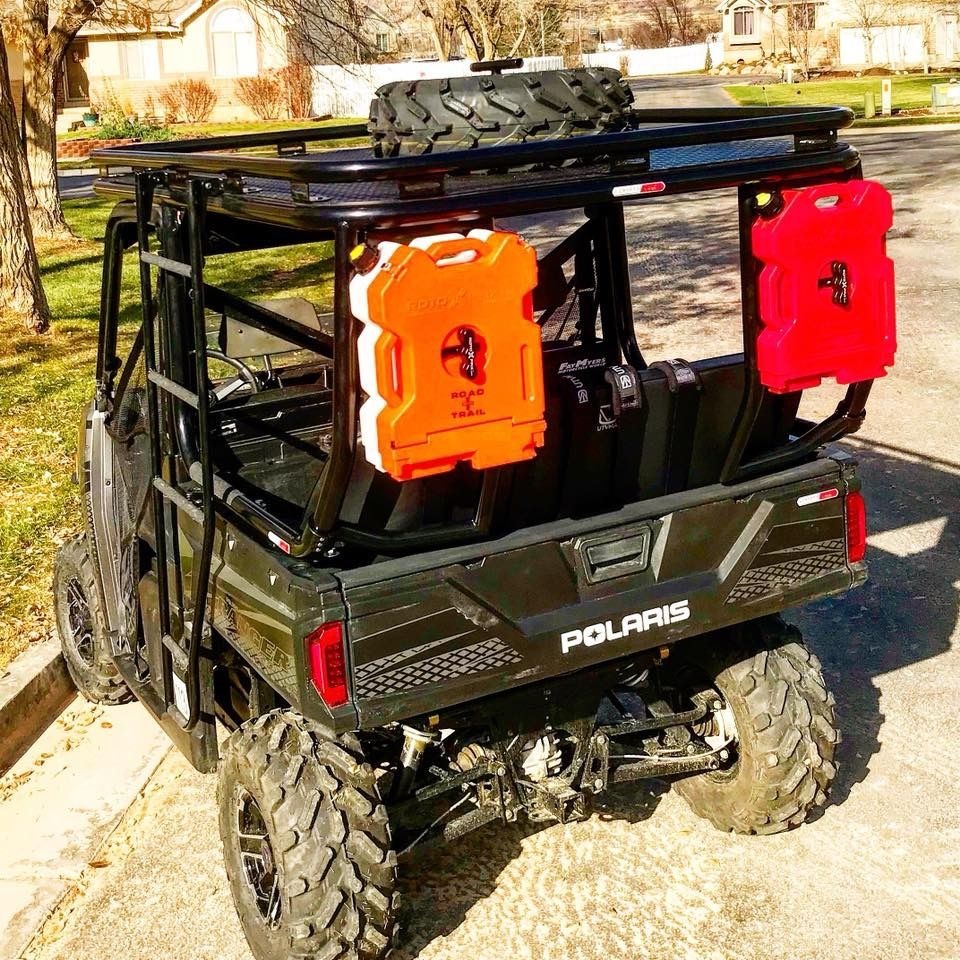 Cryptocage Introduces The Kong Cage For The Polaris Ranger 900 And 1000 The Kong Polaris Ranger Polaris Ranger Accessories Polaris Ranger Roll Cage Extension