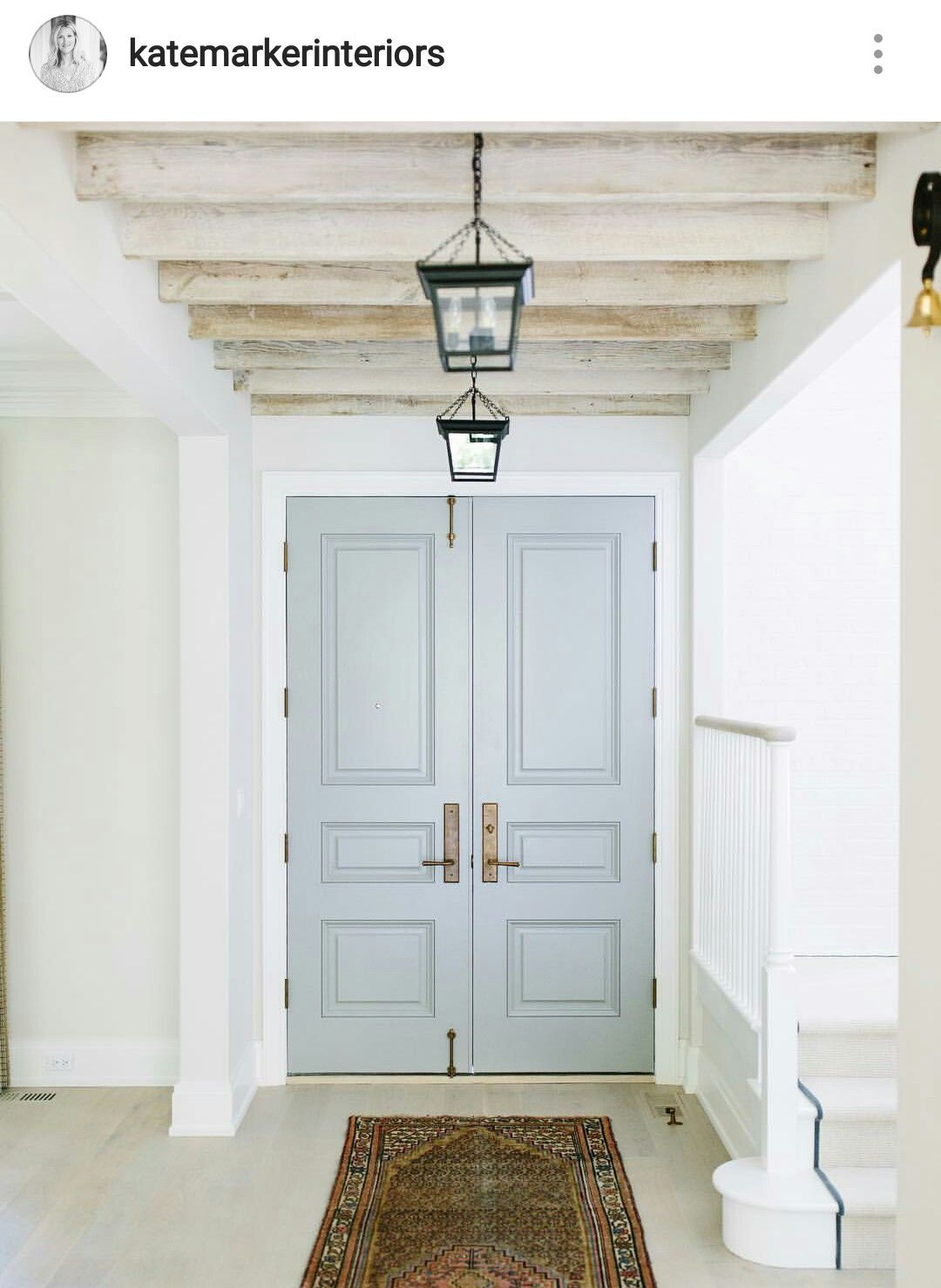 Pin by Ellie on paint | Pinterest | Doors, Door entry and Interior ...