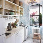 Small Kitchen Storage: Put Baskets Above the Cabinets! | The Kitchn