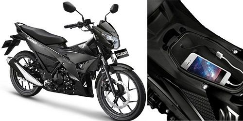 Harga Motor Suzuki Satria F150 Black Predator - http://bintangotomotif.com/harga-motor-suzuki-satria-f150-black-predator/