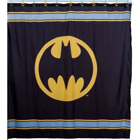 DC Comics Batman Bathroom Toothbrush  Holder  Decor Logo.. Matches Shower