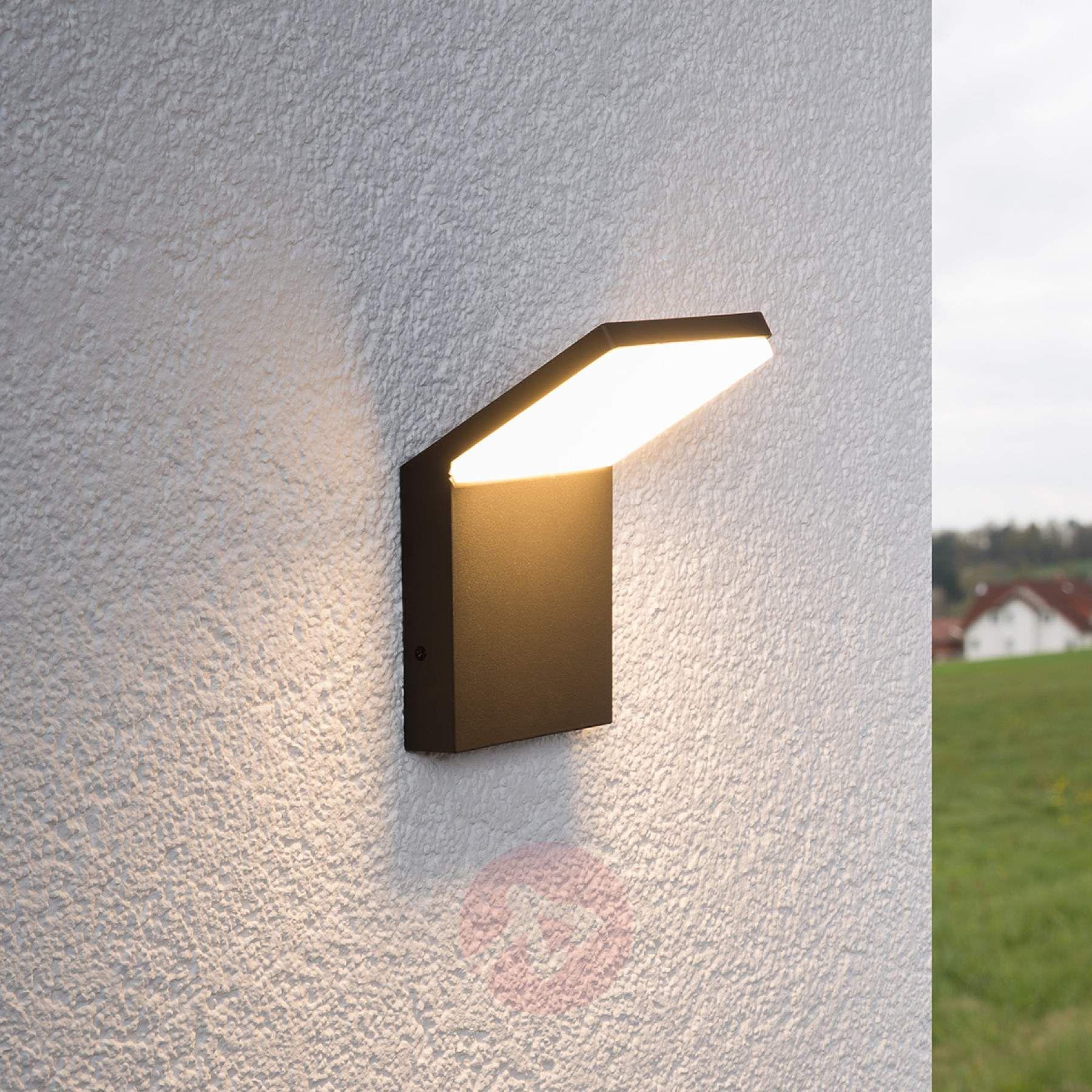 Waban Led Buitenwandlamp Eclairage Exterieur Eclairage Exterieur Mural Eclairage Terrasse